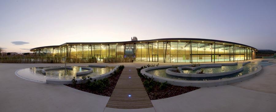 centre aquatique gruissan 2